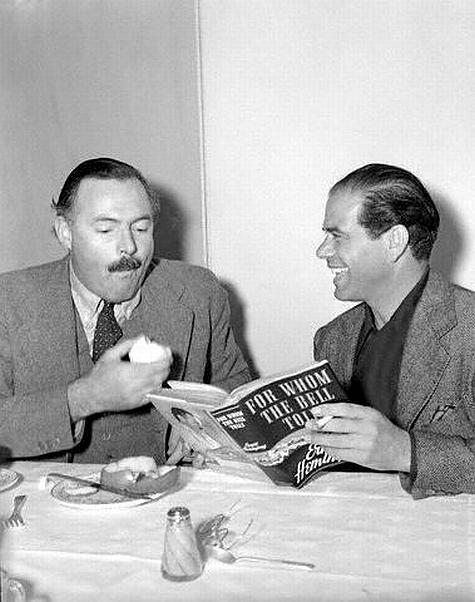 Hemingway a Frank Capra